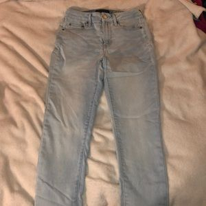 Aeropostale high wasted jegging jeans